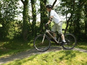 Schools Mountain Bike Activity
