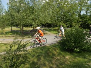 Outdoor Activity Mountain Biking